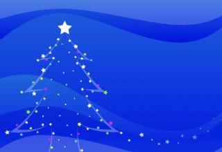 圣誕樹背景圖片