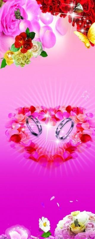 浪漫情人節圖片